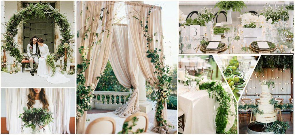 tendencias de boda 2018. color, decoración e ideas de boda